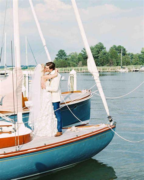 sailboat ideas nautical wedding ideas martha stewart weddings