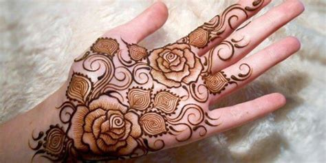 henna tattoo okc flower style mehndi designs for 2017