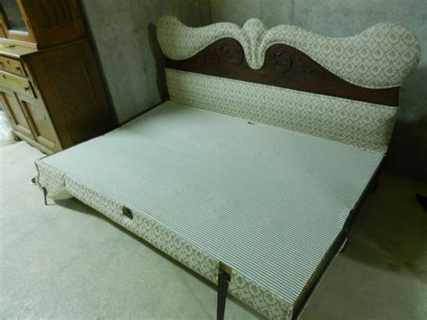 Chair That Unfolds Into A Bed by Antique 1800s Lounge Chaise Sofa Unfolds To Bed