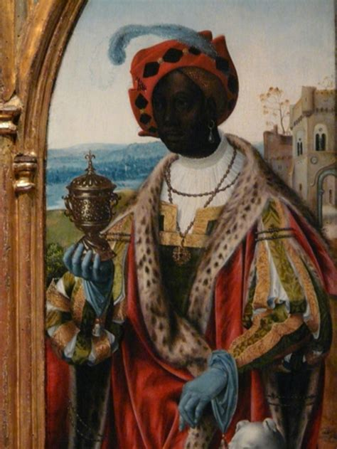 renaissance basic art 2 0 a flemish painting of the wise african king in the european renaissance photo by runoko rashidi