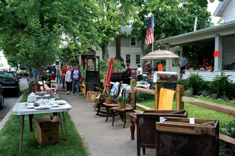 backyard sale junk sales or gold mines why you should yard sale