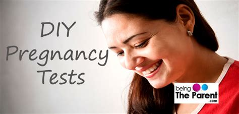 10 common pregnancy tests being the parent