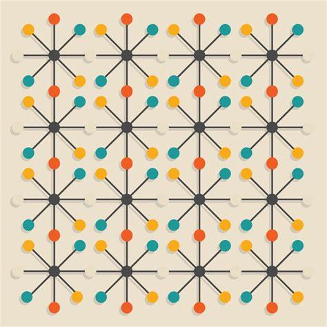 mid century geometric patterns mid century modern design decorating guide froy blog