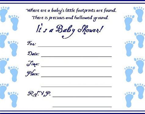 Printable Baby Shower For Boys by Theme Free Printable Baby Free Printable Shower