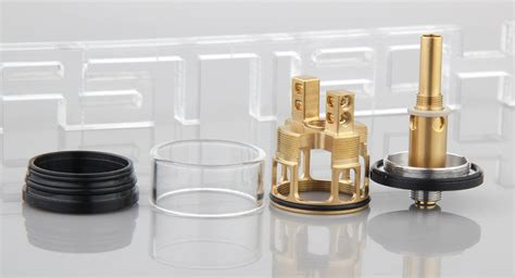 Mad Hatter 24 Rdta Atomizer Black Authentic 26 68 authentic advken mad hatter rdta rebuildable