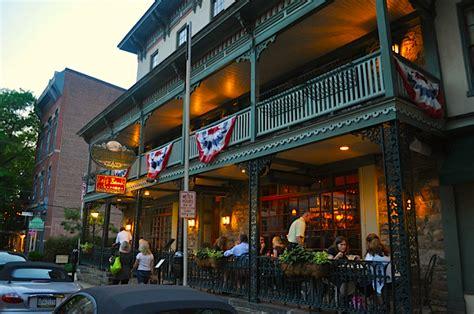 lambertville house lambertville house american cuisine lambertville restaurant guide