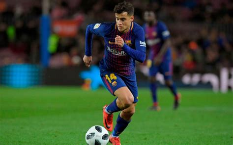barcelona coutinho philippe coutinho learns 163 88million liverpool target has