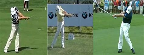 pga tour golf swings 17 best images about pga tour golf swing pictures