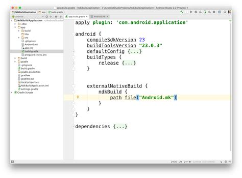 yii2 set layout variable how to properly use ndk build in android studio 2 2