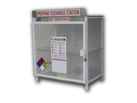 Gas Bottle Storage Cabinet Lp Gas Cylinder Storage Cabinets