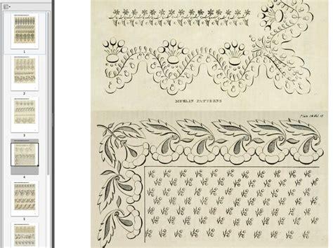 patterns english book pdf wide band motifs 200 year old english regency era