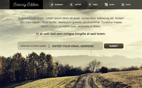 coming soon email template 45 free construction coming soon html5 css3 templates