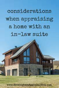 In Law Suite Homes How Do You Appraise An In Law Suite Birmingham