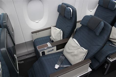 pictures of premium economy seats on airways up with cathay pacific s new airbus a350 premium