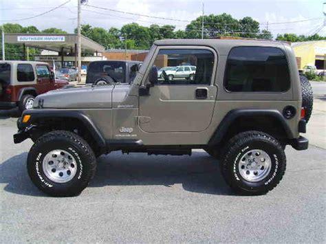 2003 jeep wrangler specs jetmen 2003 jeep wrangler specs photos modification info