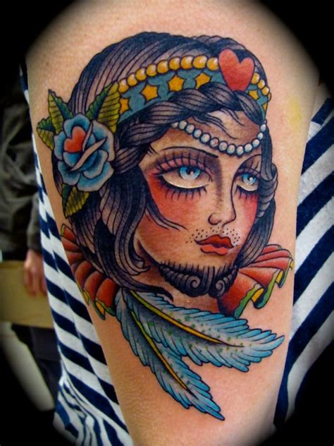 bearded lady tattoo 29 best bearded images on design tattoos