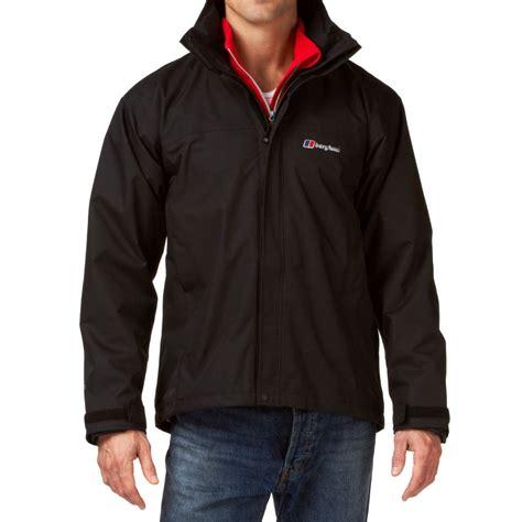 Jaket Berghaus Windbreaker berghaus rg1 shell jacket black free uk delivery on all orders