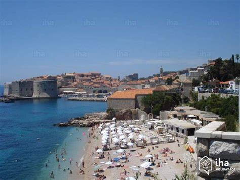 appartments in dubrovnik apartment flat for rent in a house in dubrovnik iha 46727