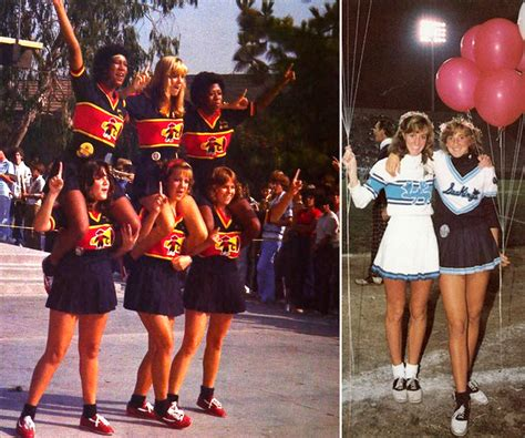 1980 cheer hair styles 1980s cheerleader uniform gimme an quot r quot for retro
