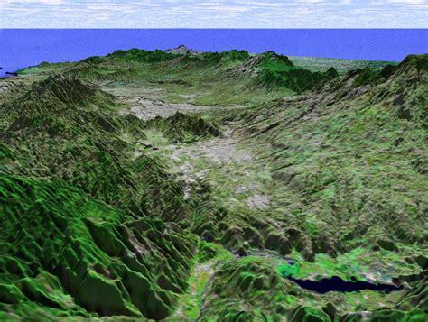 imagenes satelitales costa rica san jose three dimensional perspective satellite image