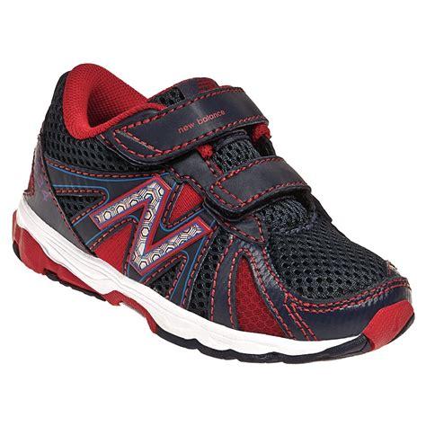 boys wide shoes new balance toddler boy s 695 sneaker wide width black