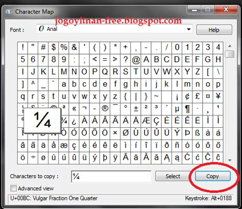 cara membuat virus keyboard cara membuat simbol tertentu dan tulisan kecil di atas