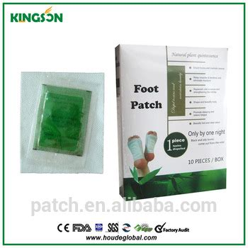 Health Broadcast Detox Foot Patches by Health Broadcast Korea Detox Foot Patch Buy Korea Detox