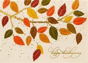 fall foliage thanksgiving cards from cardsdirect
