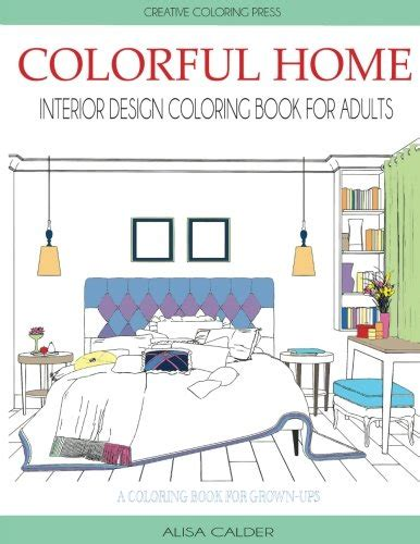 home design ebook download download pdf colorful home interior design coloring book