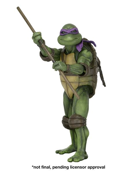 Mainan Figure Tmnt Donatello Ori Neca Artikulasi neca 1 4 scale henson turtles page 7 the technodrome forums