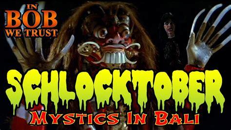 Bob2 Is Here And We In Bob We Trust Schlocktober Quot Mystics In Bali Quot