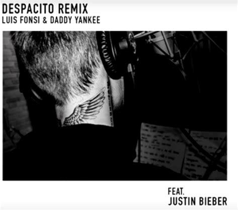despacito remix justin bieber canta remix de despacito en espa 241 ol y se