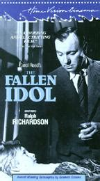 film fallen idol film notes fallen idol