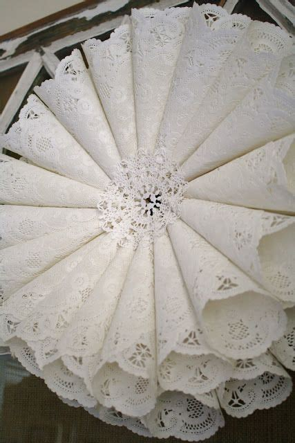 Paper Doily Craft - best 25 paper doily crafts ideas on paper