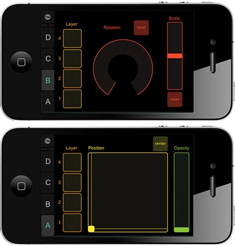 download layout touchosc android millumin the lab experimenting video things here