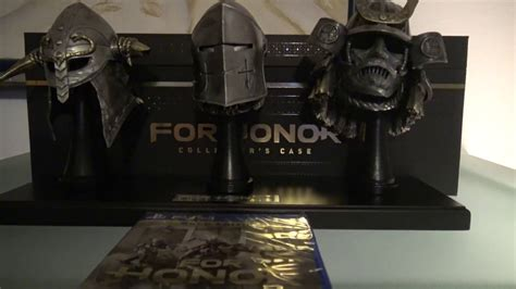 Promo For Honor Collector Edition Ps4 for honor ps4 collector s unboxing 4k