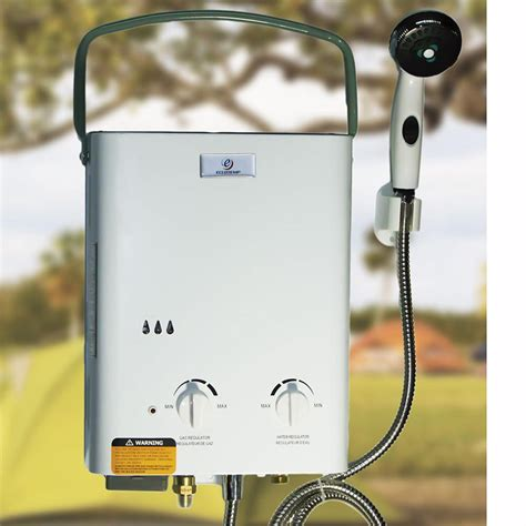 Water Heater Acme Compact eccotemp l5 portable tankless water heater eccotemp l5