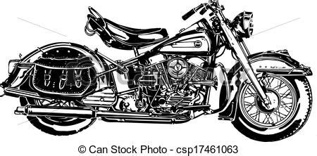 Tshirt Ducati Hitam clip vector of miod 50 s american motorcycle 74