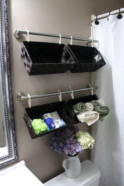 Small space bathroom storage solution hgtv design blog design happens