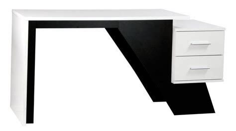 black and white desk south shore 7270076 axess small desk black