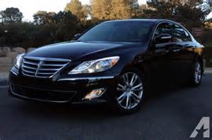 2013 Hyundai Genesis 3 8 Sedan 2013 Hyundai Genesis 3 8 Sedan 4 Door 3 8l For Sale In