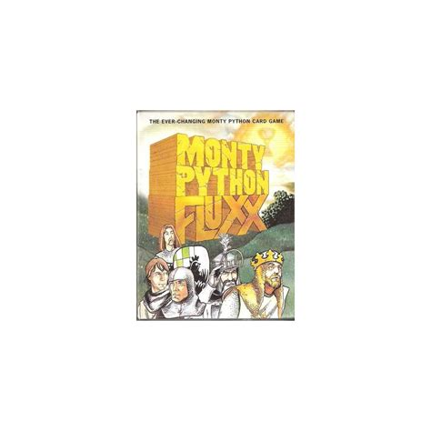 fluxx card template buy monty python fluxx philibert shop