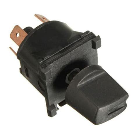 Switch Motor 4 Position Button Fan Blower Motor Heater Switch For Vw T4 Jetta Golf 321959511 Ebay