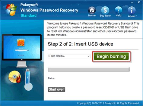 windows password reset flash drive reset windows 7 password three best and simple ways