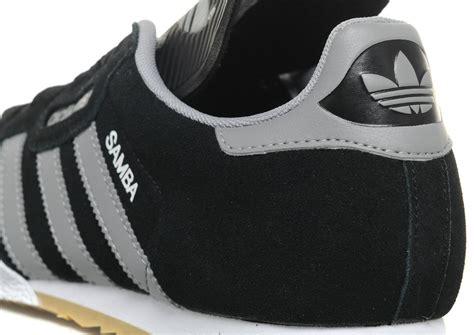 Adidas Samba Vintage Grey Black adidas samba grey black