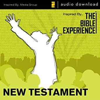 amazon.com: inspired by...the bible experience: new