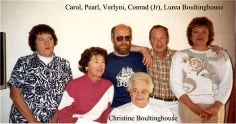 boultinghouse carol biography