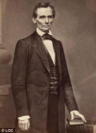 unpublished 1860 letter in which abraham lincoln shows his