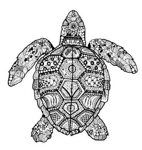 turtle mandala coloring pages printable 9 best turtle images on pinterest coloring pages