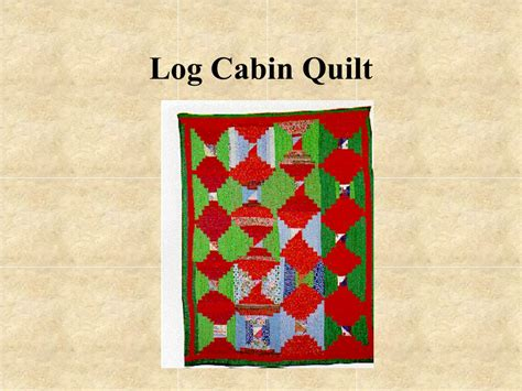 ppt american quilting traditions powerpoint